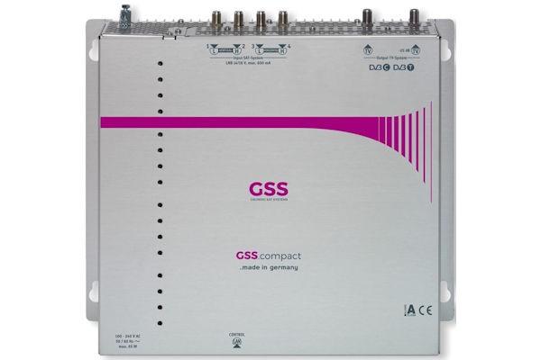 GSS Kopfstation STC 4-16 CT lite