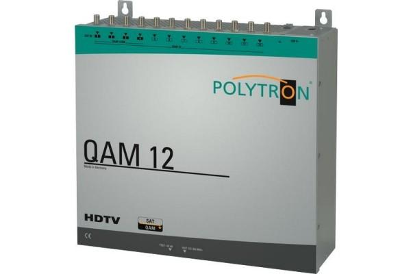 Polytron QAM 12 LAN Sat-Kopfstation