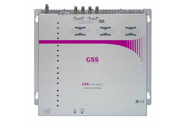 GSS Kopfstation STC 4-16 IPS CI