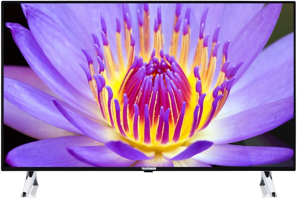 Telefunken H55UH60 UHD Smart Hotel-TV