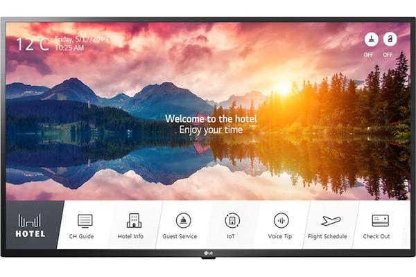 LG 43US662H UHD Smart Hotel-TV