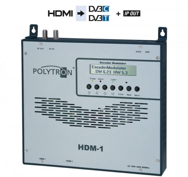 Polytron HDMI-Modulator DVB-C / DVB-T