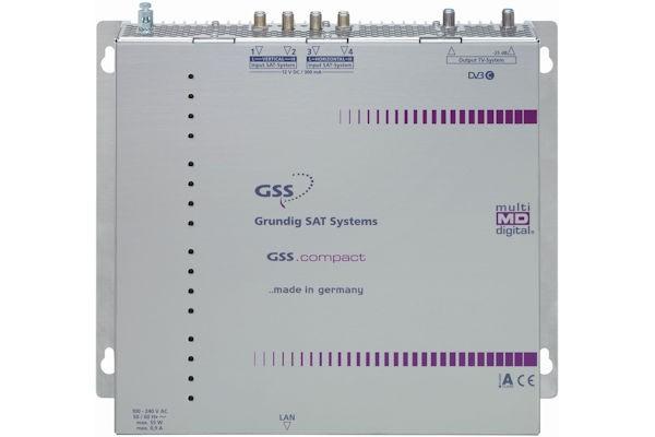GSS Kopfstation STC 4-16